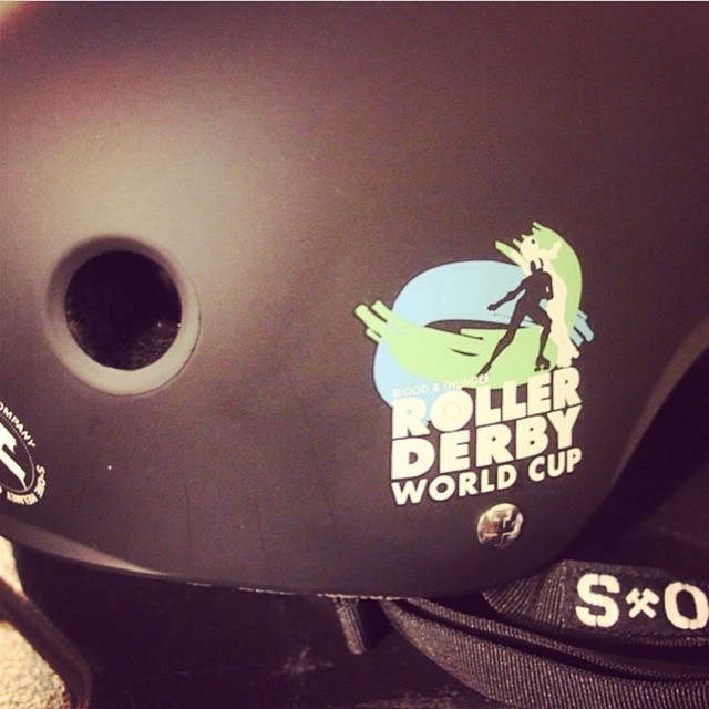 #rollerderbyworldcup lifer helmets by S1 are just $40 at bloodandthundermag.com ? #rollerderby