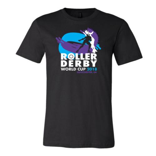 Roller Derby World Cup 2018 T-Shirt